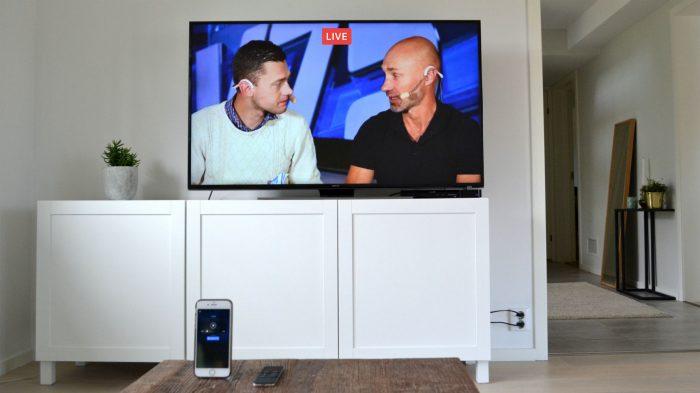 Streaming till tv