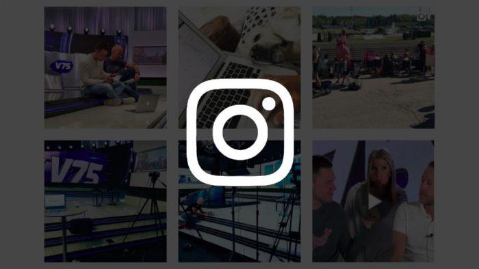 Följ StreamRocket Instagram